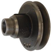 Crankshaft pulley  - Farmall A, B, C, SUPER A, SUPER C, 100, 130, 200, 230