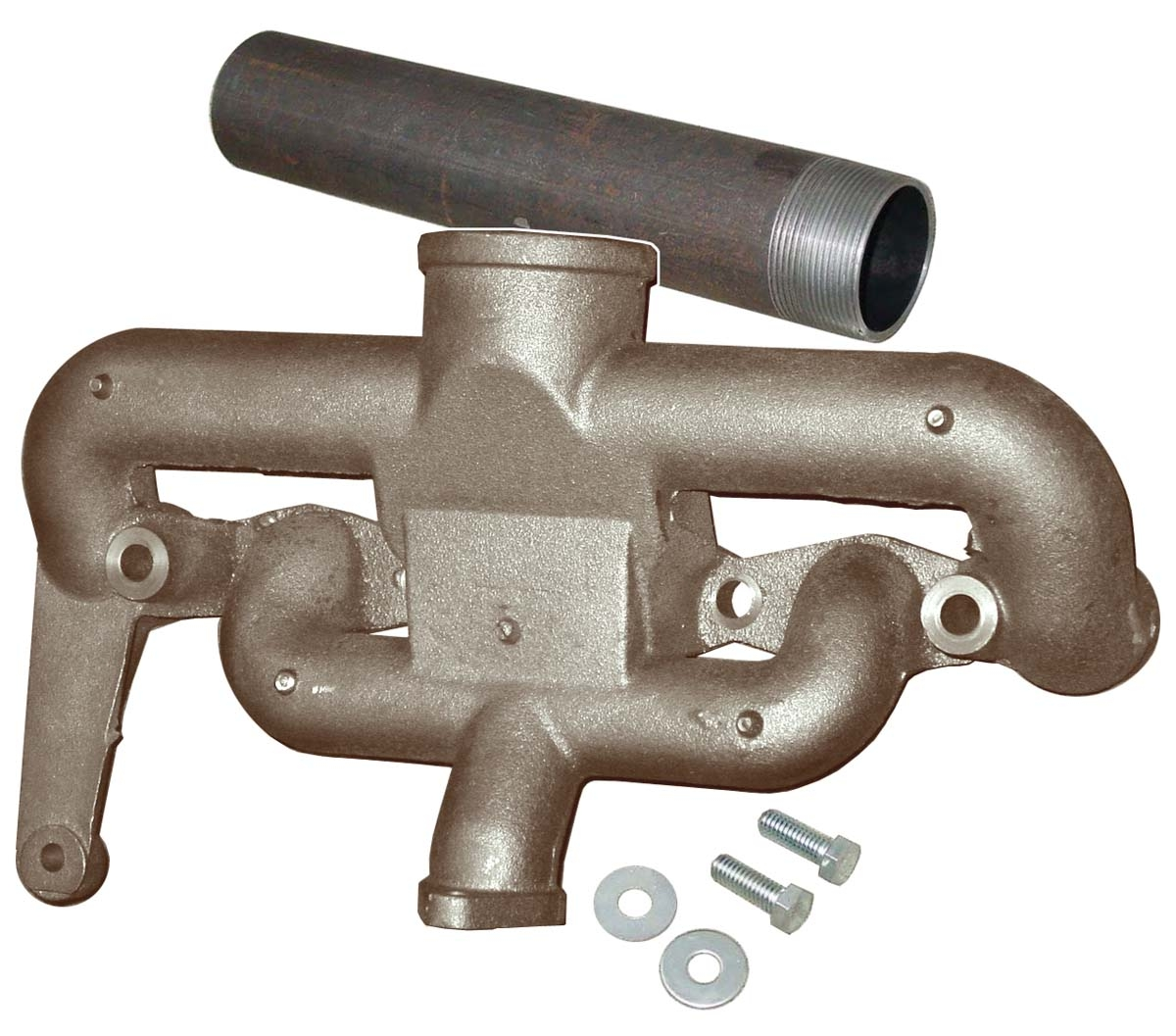 Exhaust MANIFOLD With EXHAUST PIPE F20,T20
