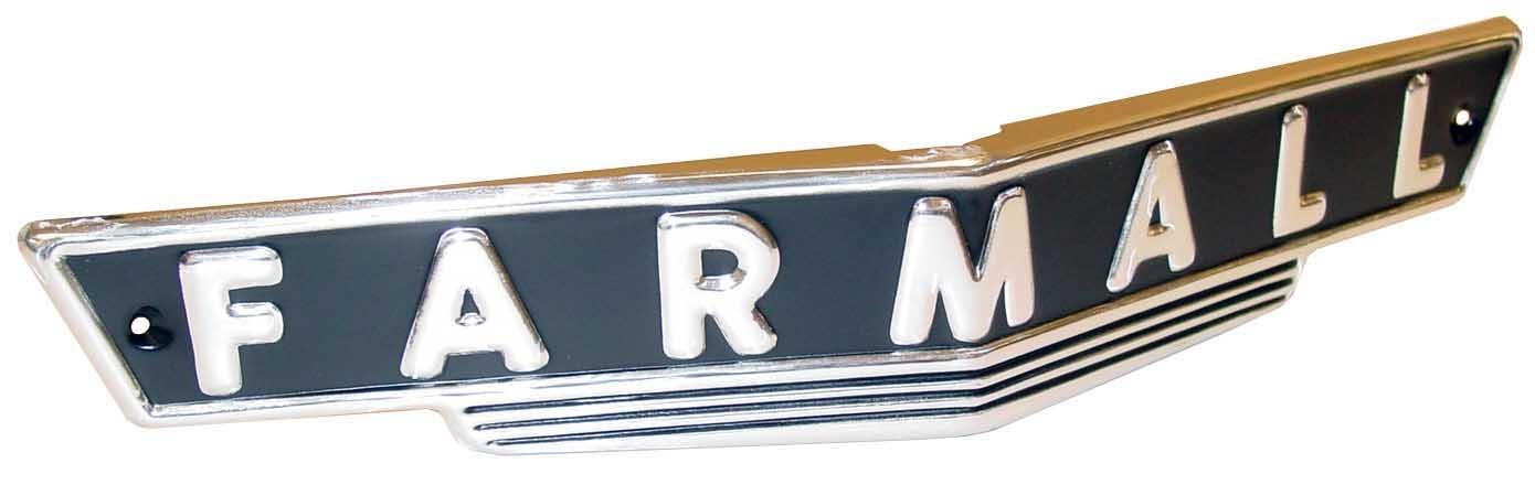 Farmall Front Emblem -  Farmall H, HV, M, MV, MD, MDV