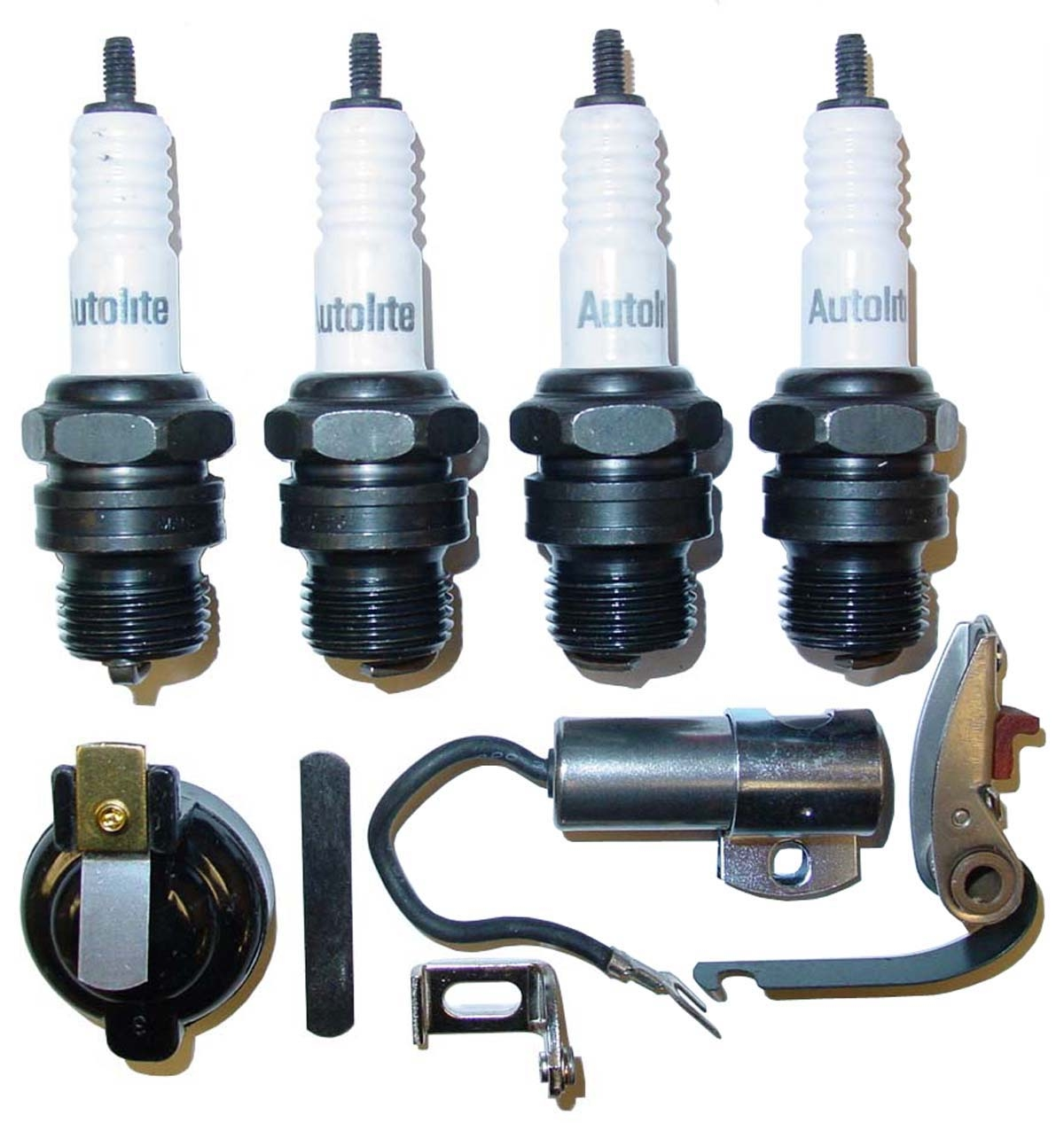 Ignition Tune Up Kit Farmall Cub Lo Boy A A1 Av Av1 504 Wiring Harness