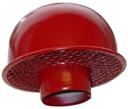 AIR CLEANER CAP -  Farmall H, SUPER H, W4, SUPER W4, O4, OS4, I4, 300, 350 (GASDSL)