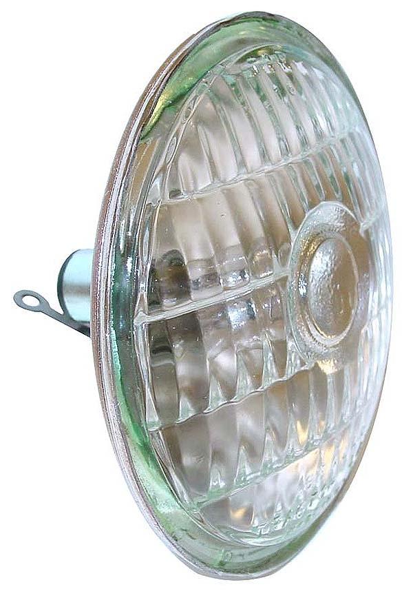 Six Volt Tractor Lights : Volt sealed beam bulb lights and bulbs farmall parts