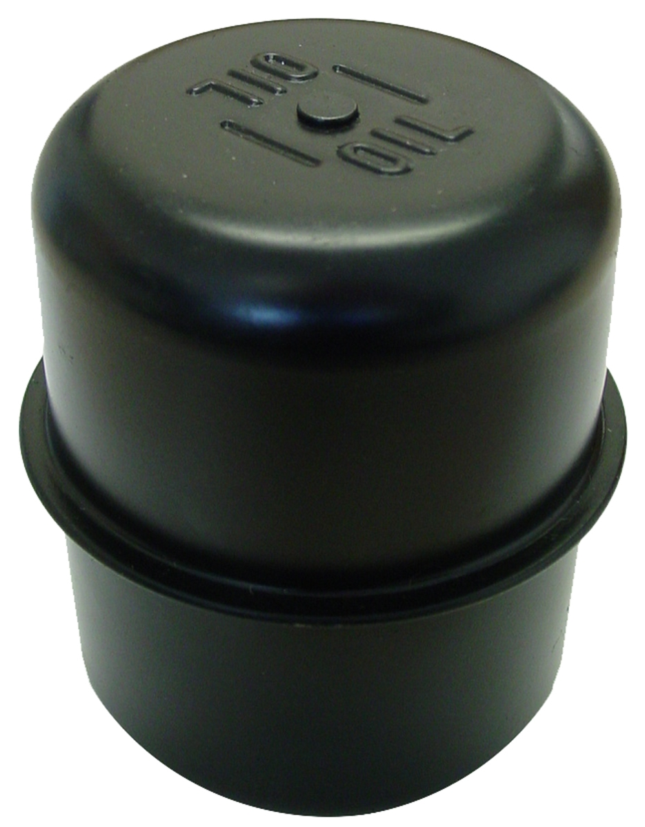 OIL FILL BREATHER CAP WITH CLIP
