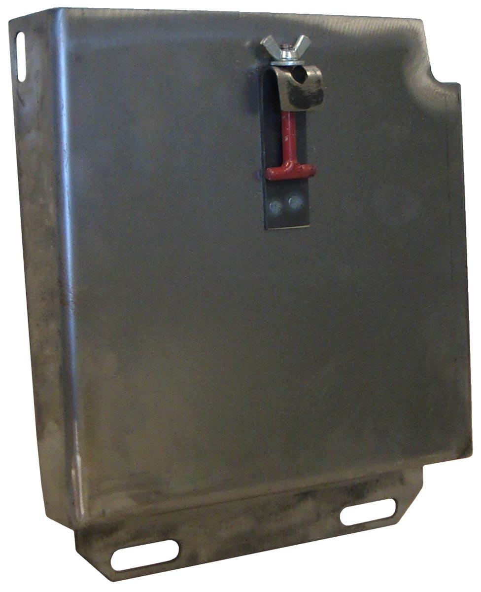 RH BATTERY BOX SIDE COVER