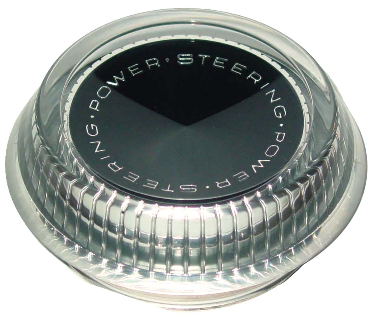 STEERING WHEEL CAP
