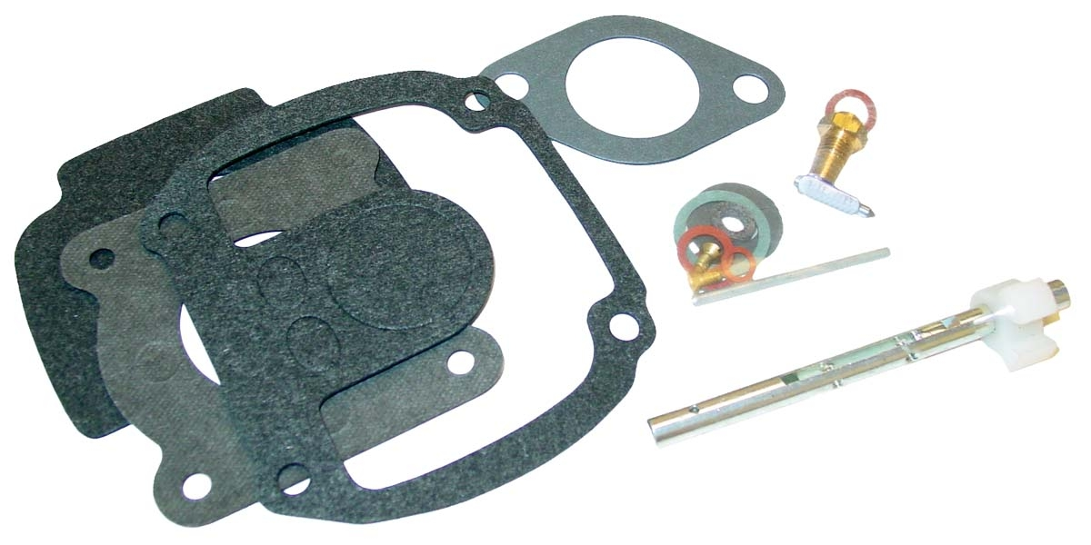 BASIC CARBURETOR REPAIR KIT (IH CARB) - International Farmall F20, T20, F30, W30