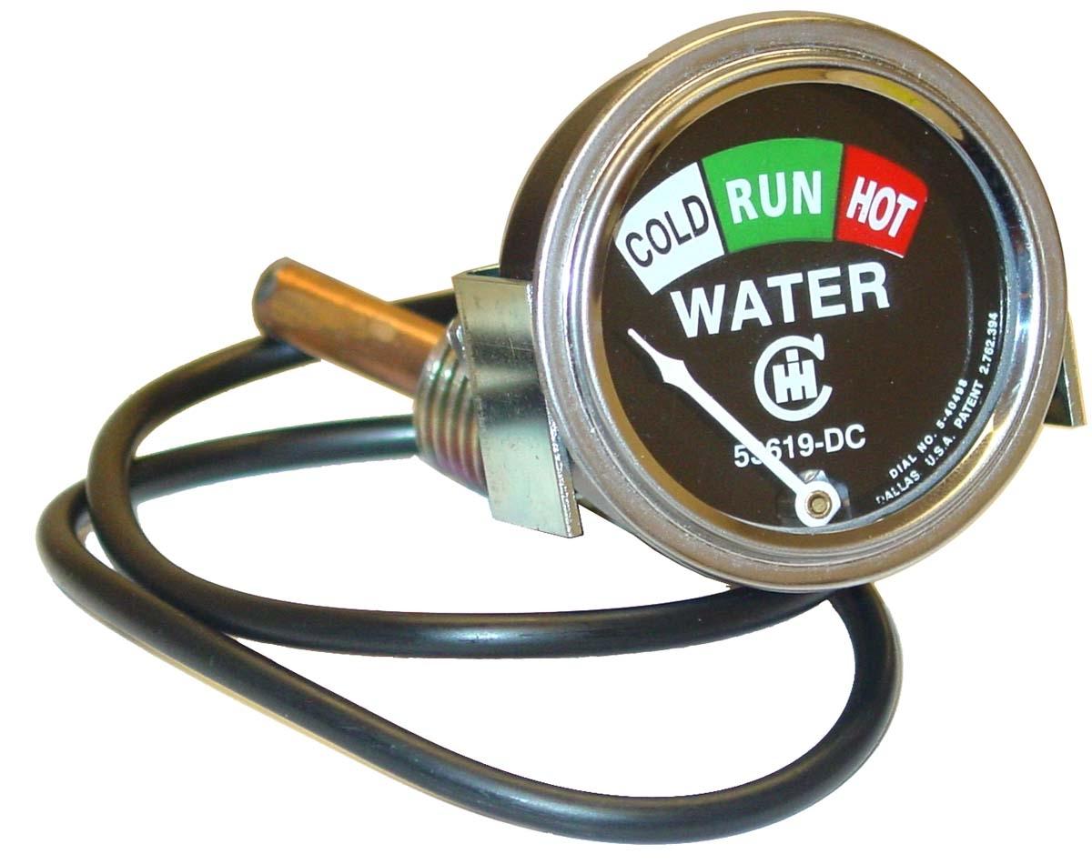 WATER TEMPERATURE GAUGE IHC