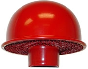 AIR CLEANER CAP -  Farmall LATE SUPER A (SN 356001 & UP), SUPER A1, C, SUPER C, 100, 130, 140, 200, 230, 240, 340