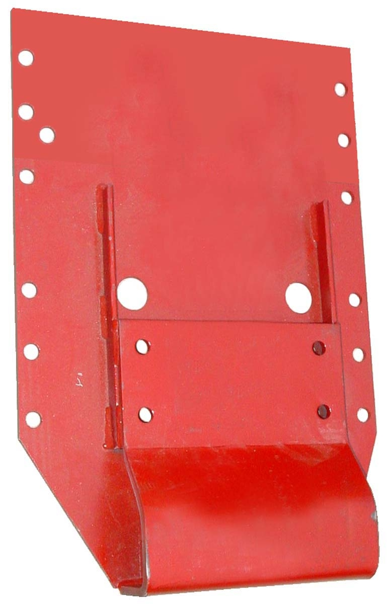 FLAT-TOP FENDER MOUNTING BRACKET