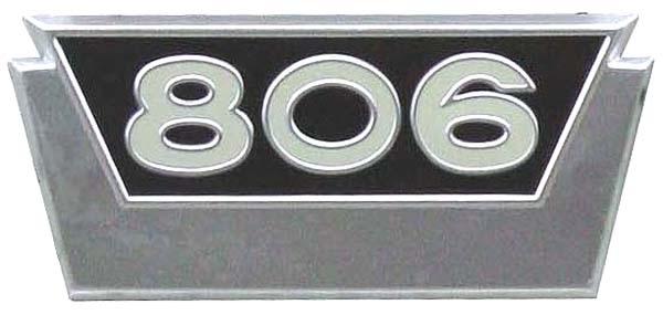 Number Emblem