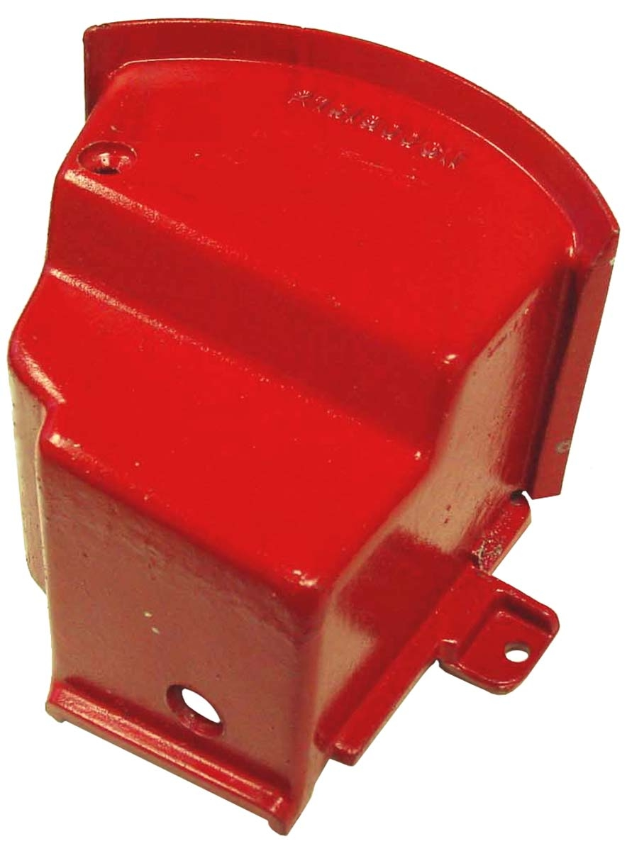TRANS SHIFT LEVER OUTER COVER
