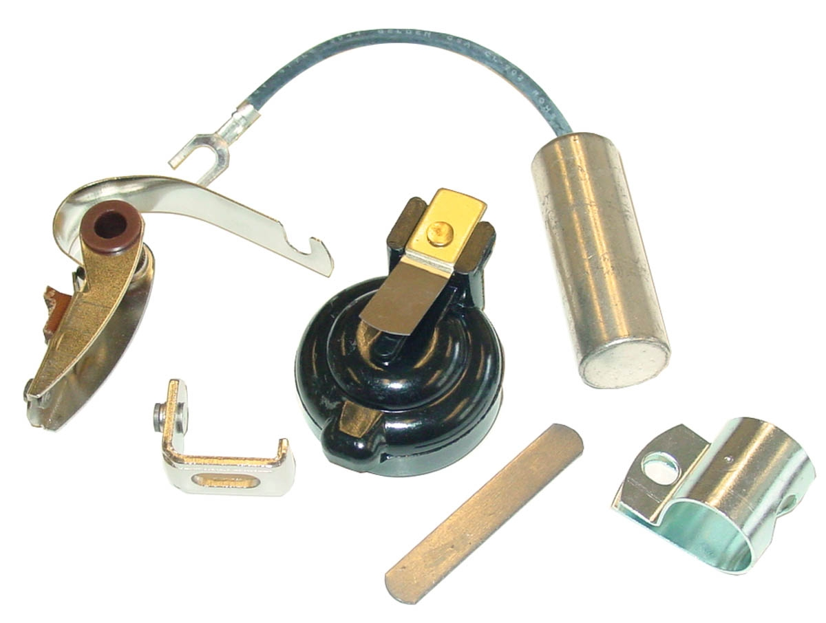 IGNITION TUNE UP KIT, 4 CYL