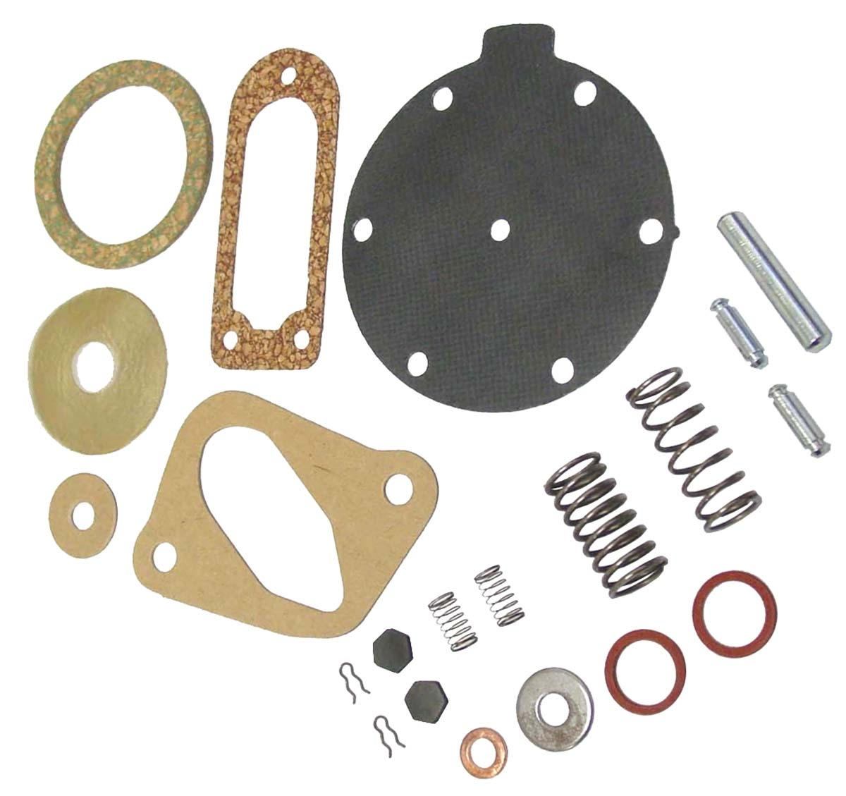 FUEL PUMP REPAIR KIT, COMPLETE -  Farmall F12, F14, I12, O12, O14, W12, W14