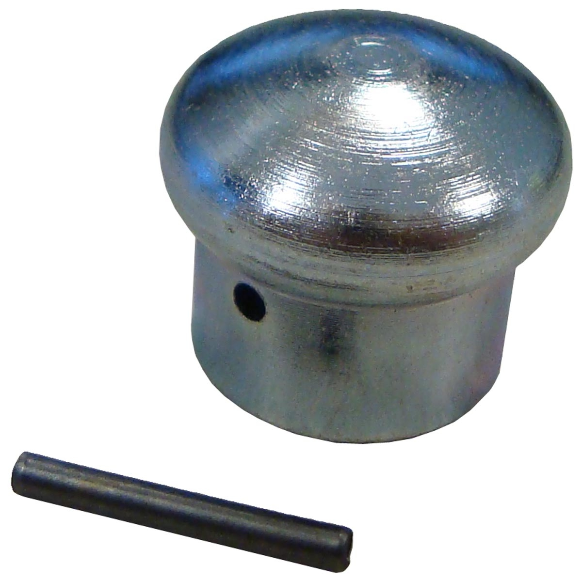 LIVE PTO PAWL OPERATING KNOB WITH ROLL PIN