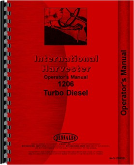 Farmall 1206 OPERATORS MANUAL