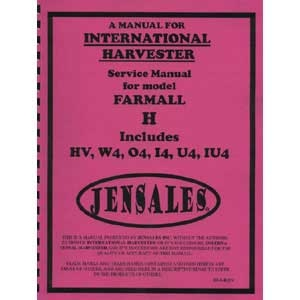 Farmall cub 1960 to 1972 Operators manual