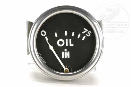 Oil Gauge NOS International Harvester 1955 & Later