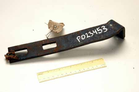 Strap Braket with square holes P023453