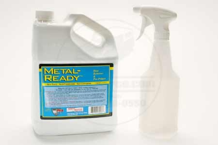 POR-15 METAL-READY Metal EtchSurface Preparation - GALLON