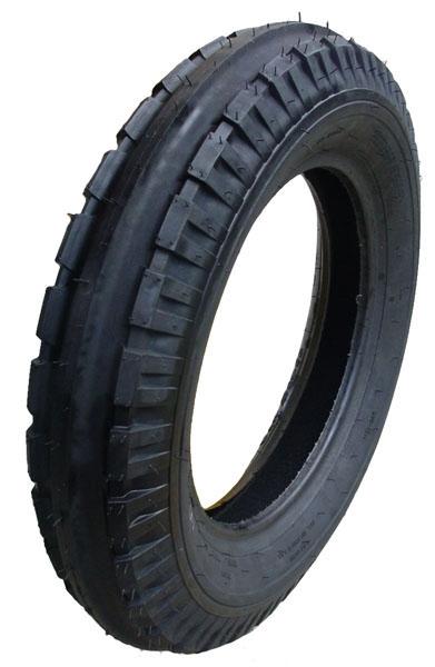Tire -  5.00 X 15, 4 PLY