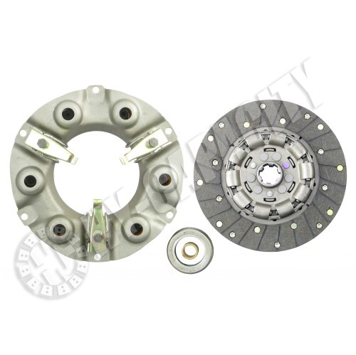 New Clutch Kit For Farmall: 100. 130, 140, 200, 230, 240, 404, 240a, A, AV, B, BN, C, Super A, Super AV, Super C