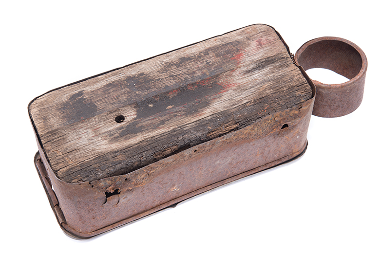 Tool Box for IH Implements - Horse Drawn