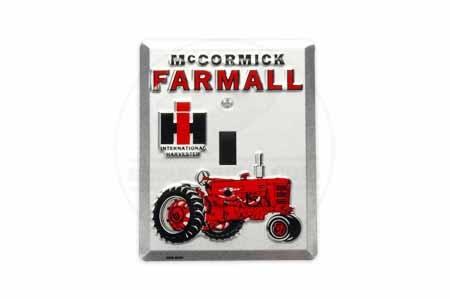 Farmall Lightswitch Plate