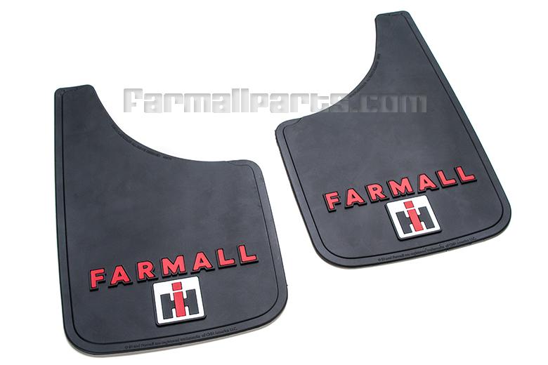 Farmall Mud Flaps Set