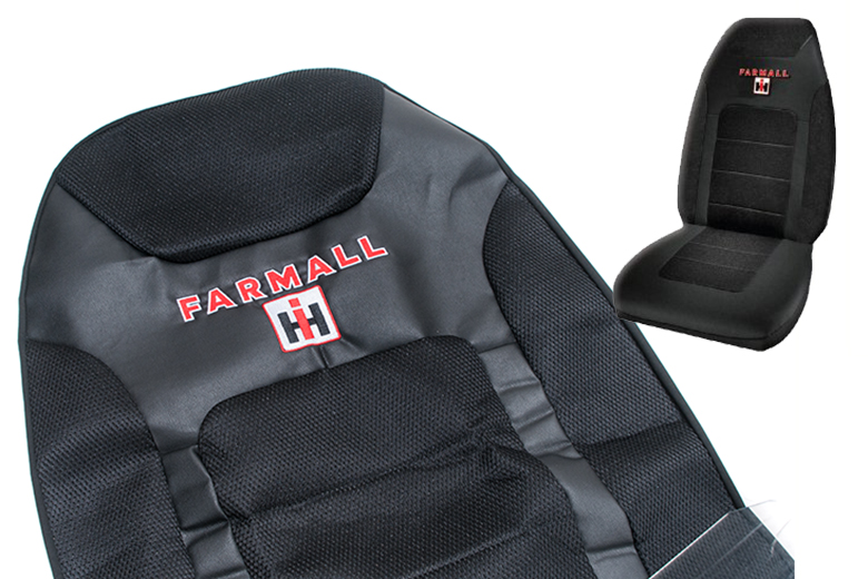 Farmall Seat Cover for Car or Truck