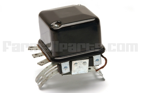 Voltage Regulator  - Cub, A, B, BN, C, Super A, Super C, H, M (6V Positive)