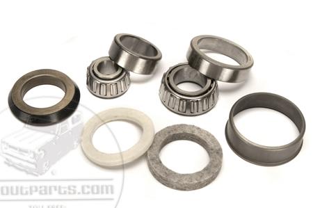 Front Wheel Bearing Kit  For Farmall A, B, C ,SUPER A, SUPER C, 100, 130, 140, 200 ,230