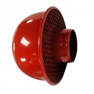 Air cleaner cap. Fits outside of pipe. 2 ID, 5.25 body diameter Part Reference Numbers: 355935R91 Fits Models: 300; 350; H; I4; O4; OS4; Super H; SUPER W4; W4