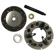 Kit contains 52848DA 11 clutch disc with 10 splines and 1 1/2 hub, 52840D 11 pressure plate with 9 springs and 3 fingers, ST544 pilot bearing, 48974D release bearing. Part Reference Numbers: 52840D;52848DA Fits Models: M; MD; MDV; W6
