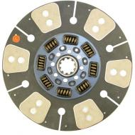 14 Disc - 6 Large Pads, w/ 1-3/4 10 Spline Hub - Reman      Model Specific Notes    Product Specific Notes  1)  Flywheel Side Disc   OEM Reference Numbers 134895C91