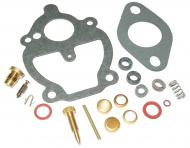 ECONOMY CARBURETOR REPAIR KIT (ZENITH) --- MAKE SURE THAT YOUR CARBURETOR MANUFACTURER NUMBER IS IN THE LIST THIS FITS! CONTAINS: NEEDLE & SEAT, FLOAT LEVER PIN, CHOKE & THROTTLE SHAFT SEALS, NEEDLE VALVE, GASKETS & INSTRUCTIONS. --- Carburetor Manufacturer #: 11138, 11228, 11338, 11339, 11340, 11704, 11882, 11115, 111883 --- International Applications: A, C, 100, 130, 200, 230, 240, SUPER A