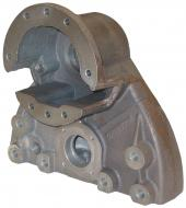REAR AXLE HOUSING --- International Applications: CUB (EXCEPT LOBOY) --- Replacement Part #: IH: 350806R1, 360043R91