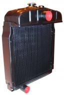 RADIATOR --- 23 TALL ---PRESSURIZED SYSTEM-- International Applications: 140 (SN 13968 & UP) -- NOTE: THIS WILL FIT EARLIER SERIAL NUMBERS BY PURCHASING ABC008 OR IHS723 CAP --- Replacement Part #: 369400R94