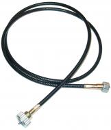 TACHOMETER/SPEEDOMETER CABLE --- 61 LONG --- International Applications: ROWCROPS: 300, 350 GAS, 460 (GAS / DSL) --- Replacement Part #: IH: 364375R91