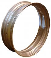REAR RIM --- 10 x 38 --- DOUBLE-BEVEL --- International Applications: 300, 340, 350, 400, 450, 460, 544, 656