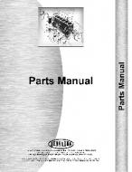 This is a Parts Manual for an International 886. This covers the Diesel Engine only.