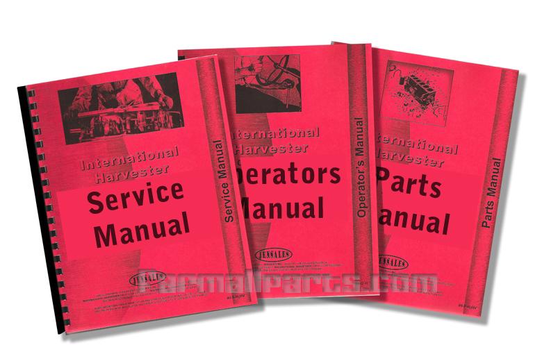 Manual Library - Farmall M