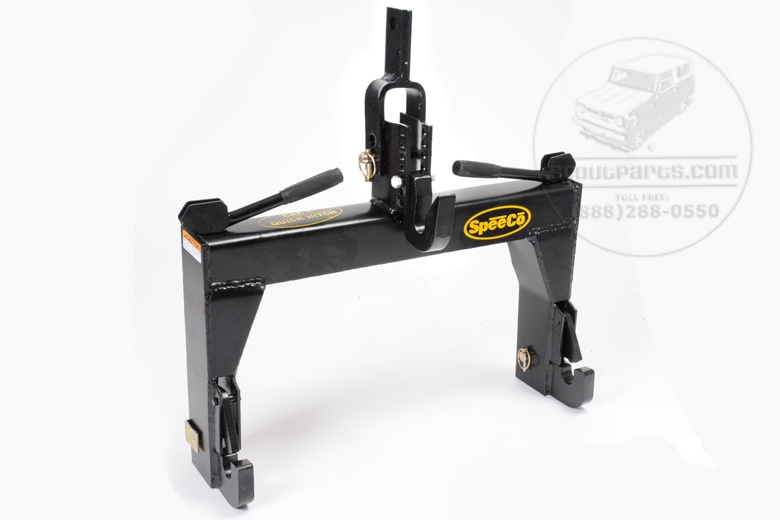 3pt Hitch Hydraulic Top Link : Quick hitch for point systems hitches pt and