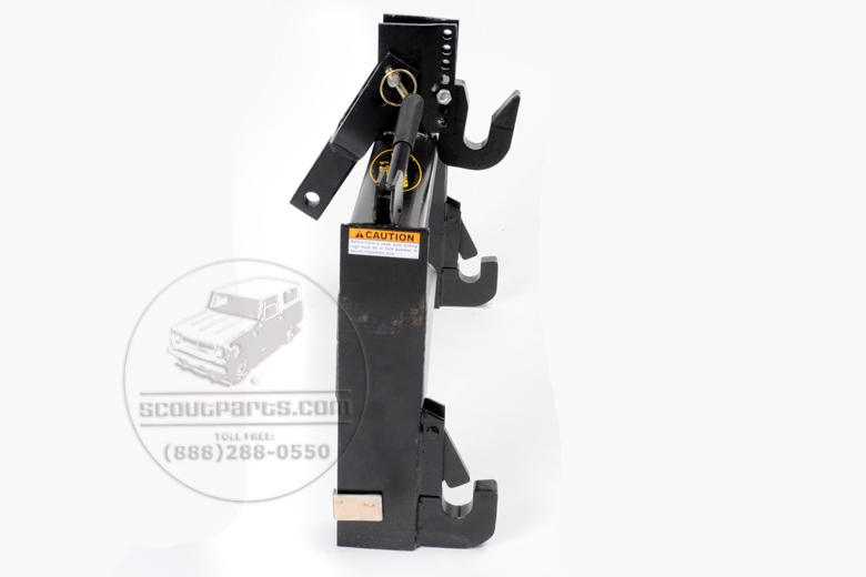 Quick Hitch for 3 Point Hitch Systems