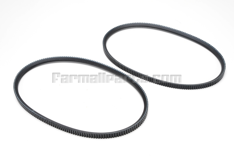 pto belts- cub lo-boy 154 185 - pto drive parts