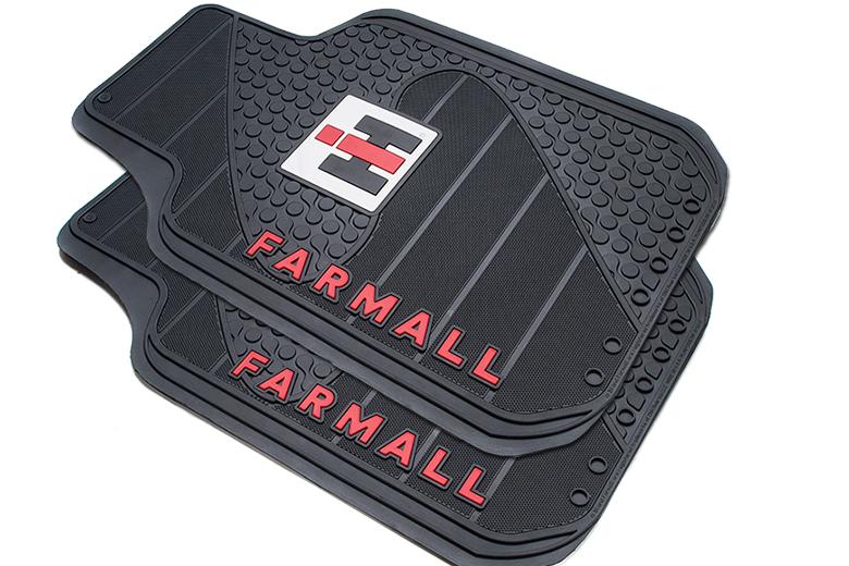 Set of 2 IH Farmall Floormats