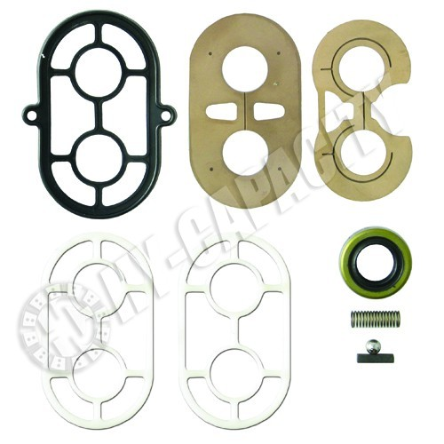 Hydraulic Pump Repair Kit For Farmall: 100, 130, 140, 200, 230, A-1, AV, AV-1, C, Super A, Super AV, Super C