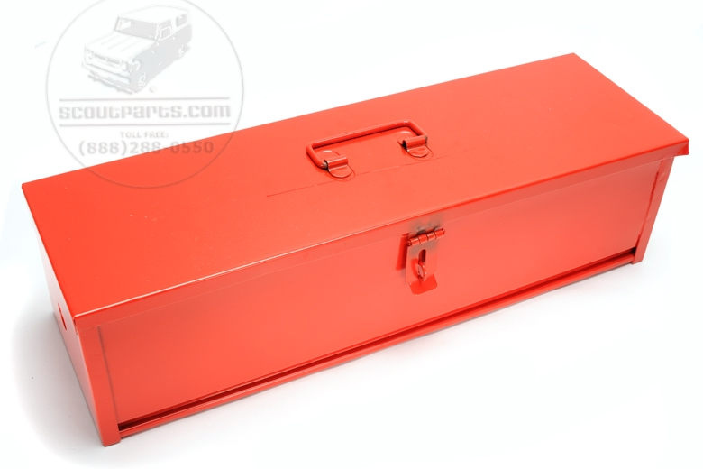 Tractor Fender Tool Box Mounted : Toolbox quot tools farmall parts