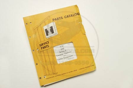 Parts Catalog TC-210 500 Series E